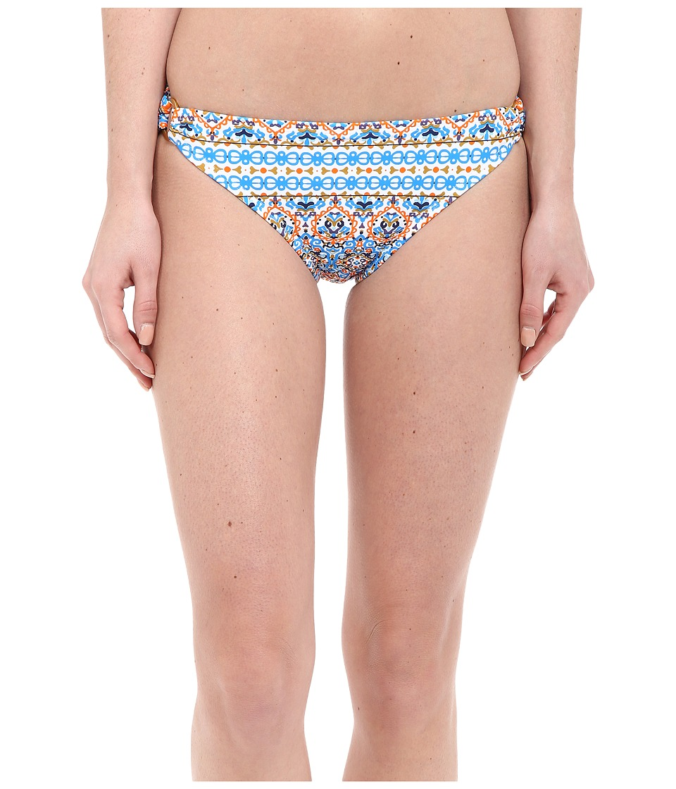Shoshanna - Boho Medallion Ring Bottoms (Papaya) Women's Swimwear
