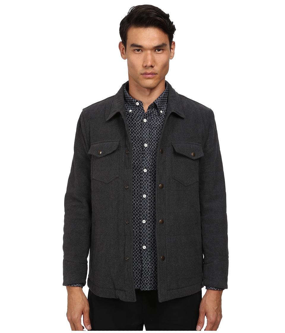 Billy Reid - Evan Quilted Jacket (Grey) Men