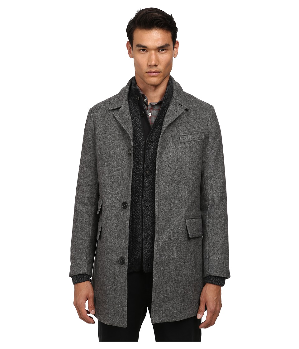 Billy Reid - Astor Coat (Grey) Men's Coat
