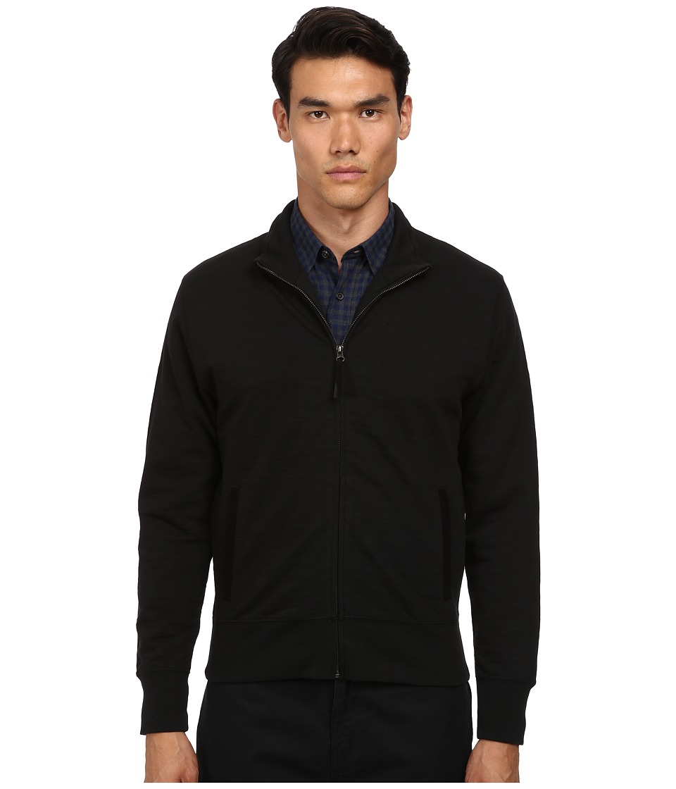 Billy Reid - Track Jacket (Black) Men