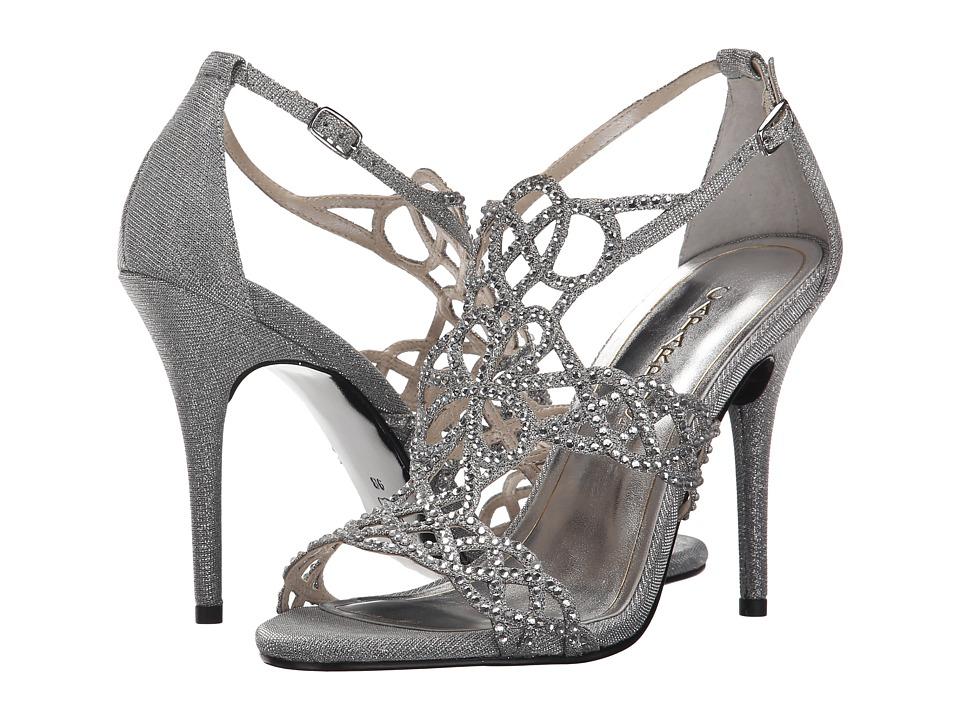 Caparros - Armani (Silver Glimmer) High Heels