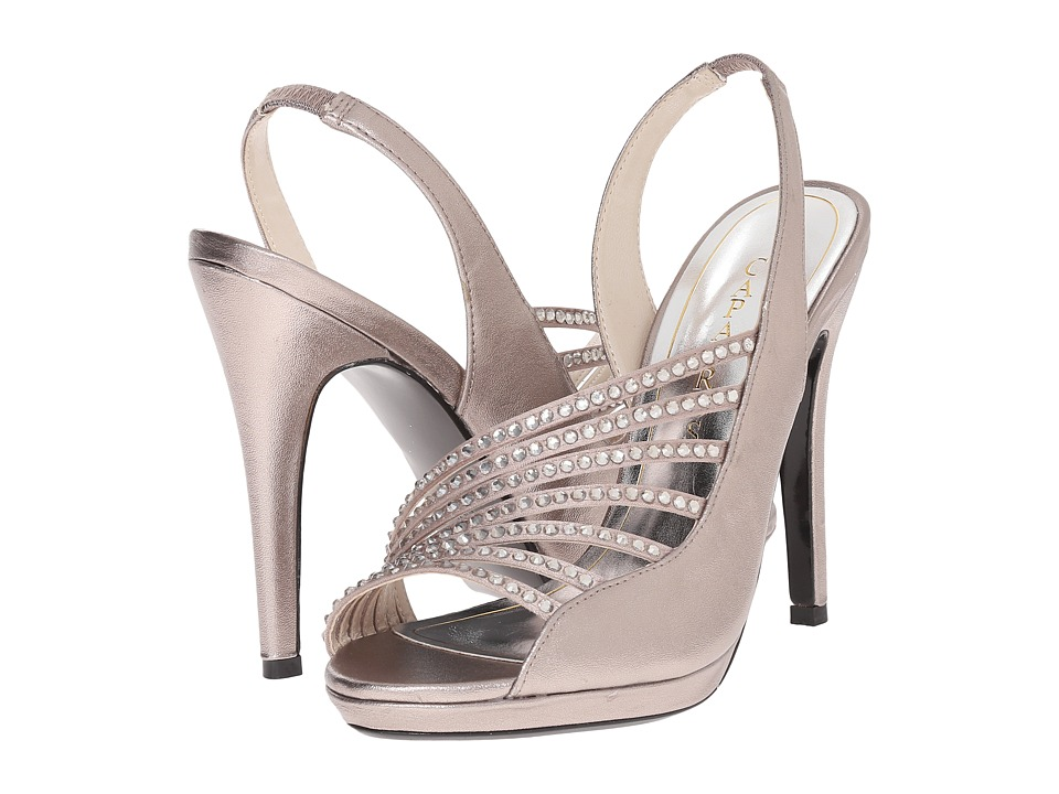 Caparros Addison (Mushroom Metallic) High Heels