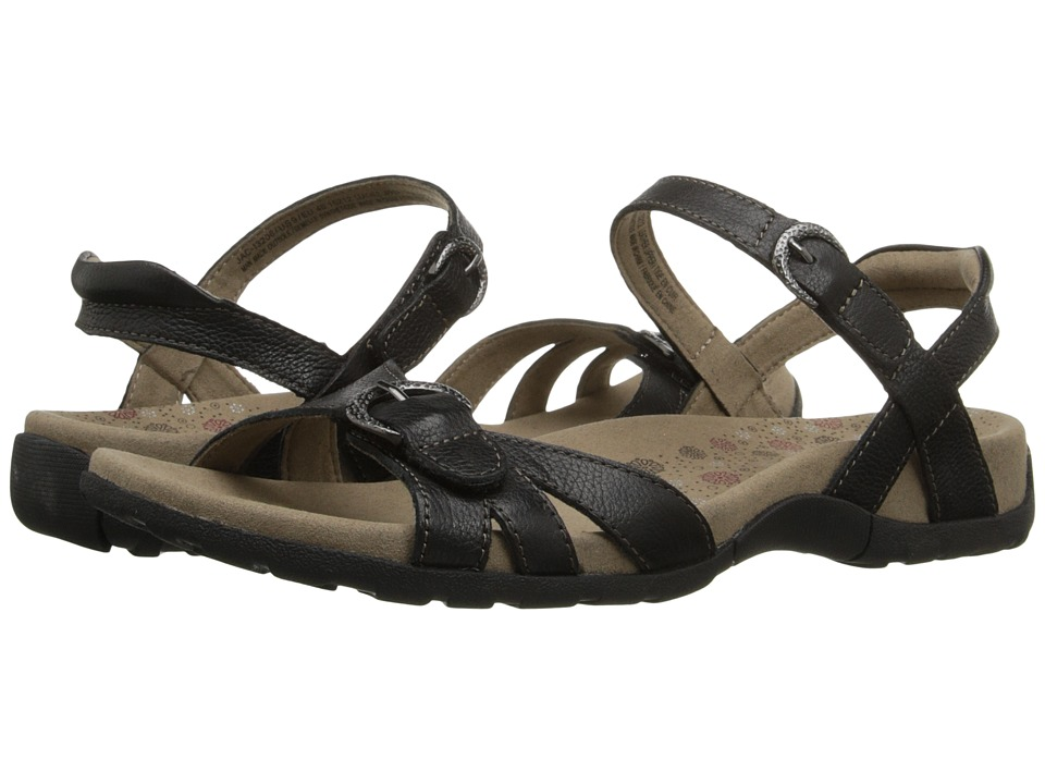 Taos Footwear - Jackpot (Black) Women's Sandals