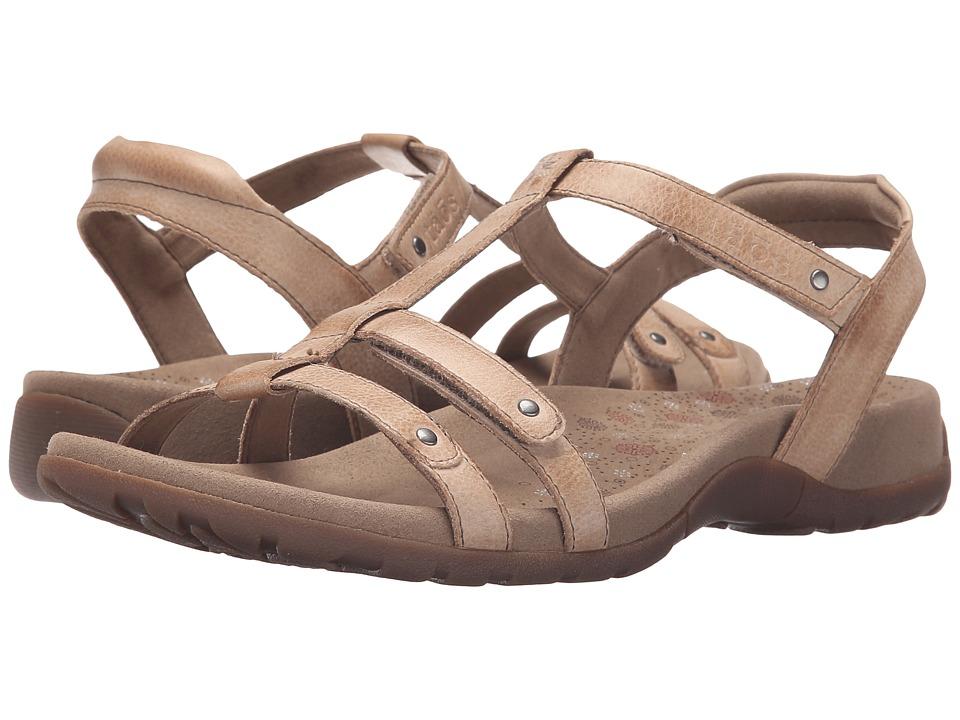 Taos Footwear - Trophy (Stone) Women's Sandals