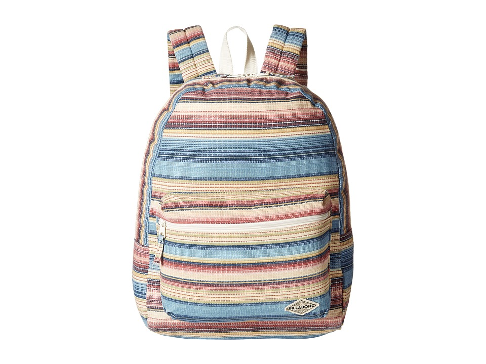 Billabong - Shallow Tidez Backpack (Multi) Backpack Bags
