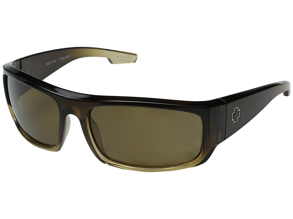 Spy Optic - Piper (Bronze Polar) Sport Sunglasses