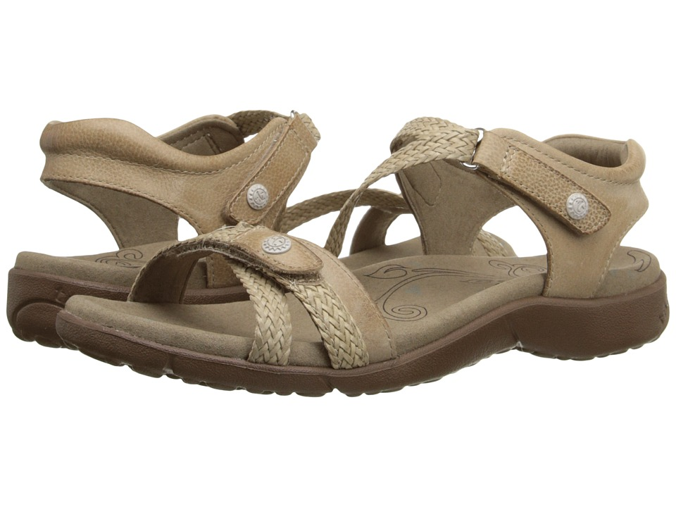 taos Footwear - Dream Weaver (Stone) Women's Shoes