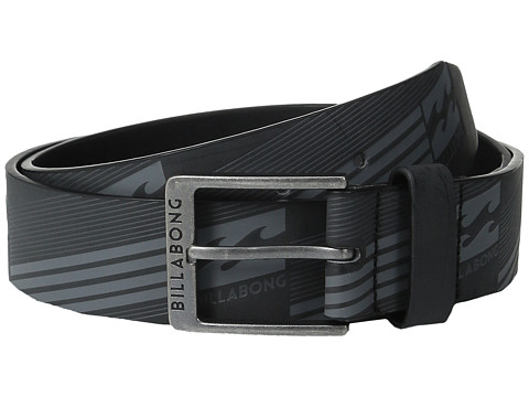 Billabong - Junction Belt (Black 1) Men's Belts