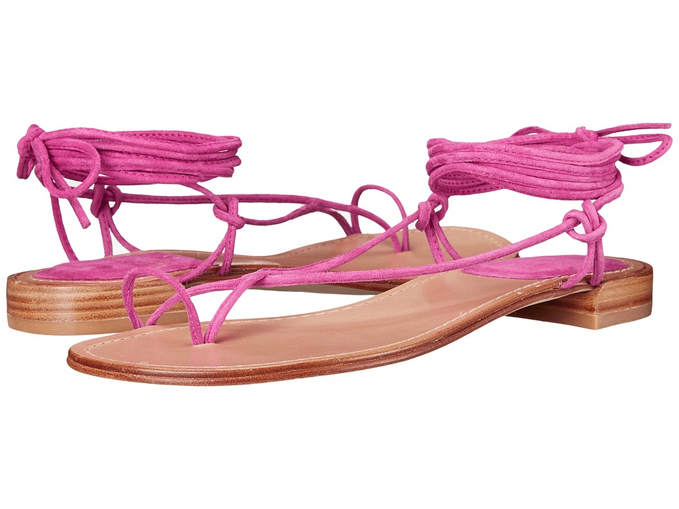 Stuart Weitzman - Nieta (Geranium Suede) Women's Shoes
