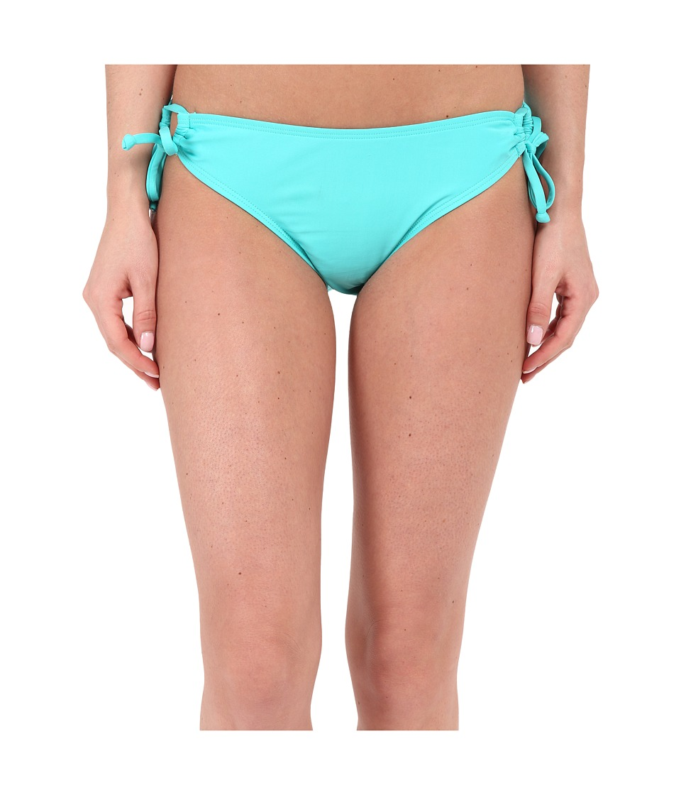Nautica - Signature Tunnel Side Pants NA27346 (Aqua) Women's Swimwear