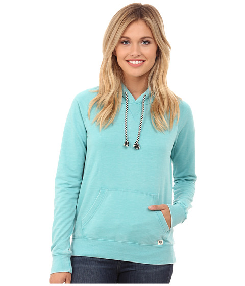 Billabong - Moving On Hoodie (Mediterranean) Women's Sweatshirt