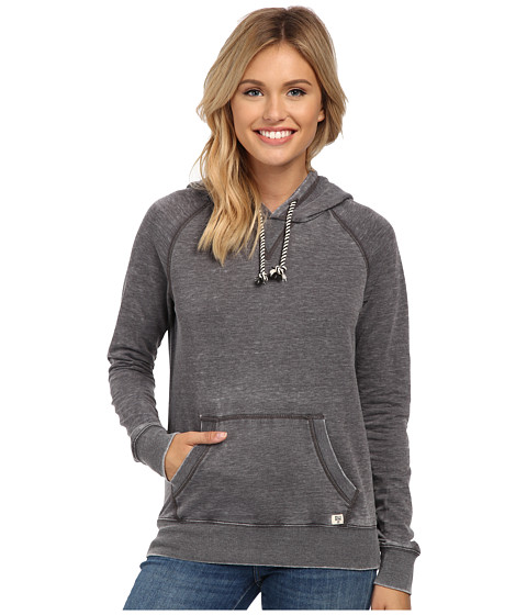 Billabong - Moving On Hoodie (Off-Black) Women's Sweatshirt