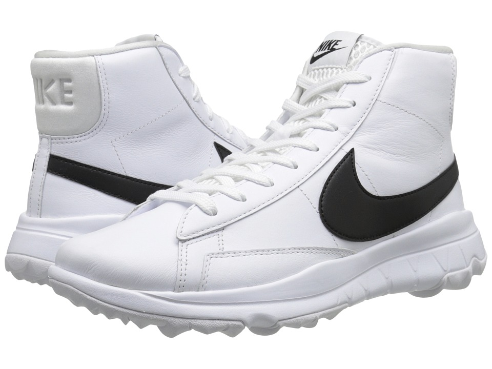 Nike Golf - Blazer (White/Black) Women's Golf Shoes