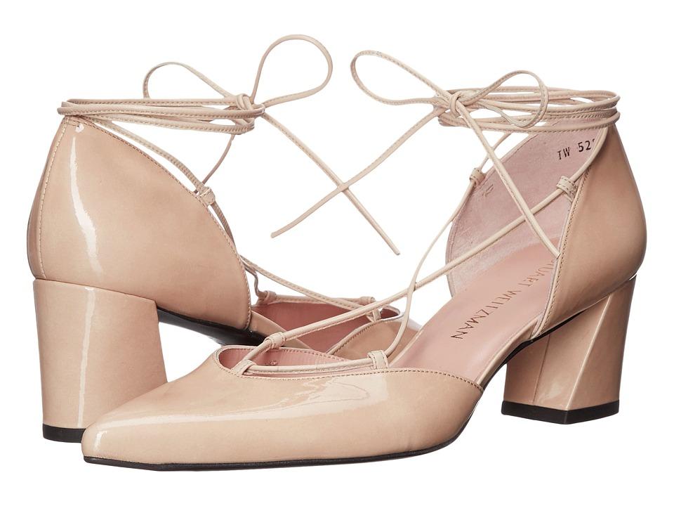 Stuart Weitzman - Gilly (Naked Aniline) Women's Shoes