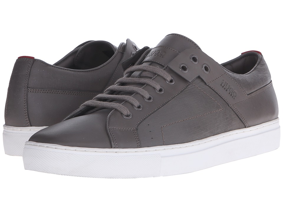 BOSS Hugo Boss - Futesio-SF by HUGO (Medium Grey) Men's Lace up casual Shoes