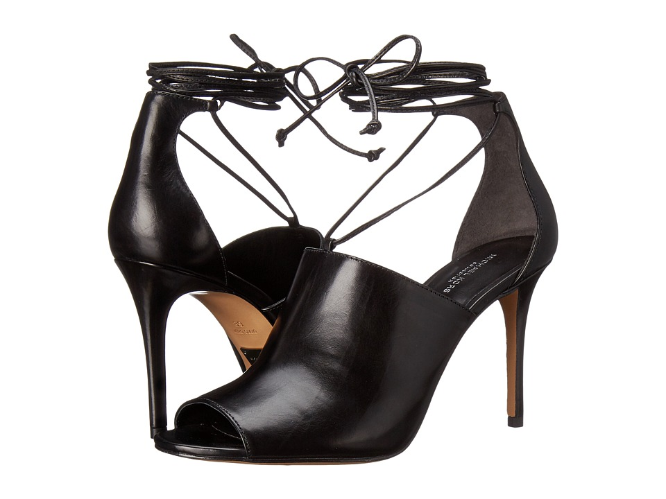 Michael Kors - Venice (Black Smooth Calf) High Heels