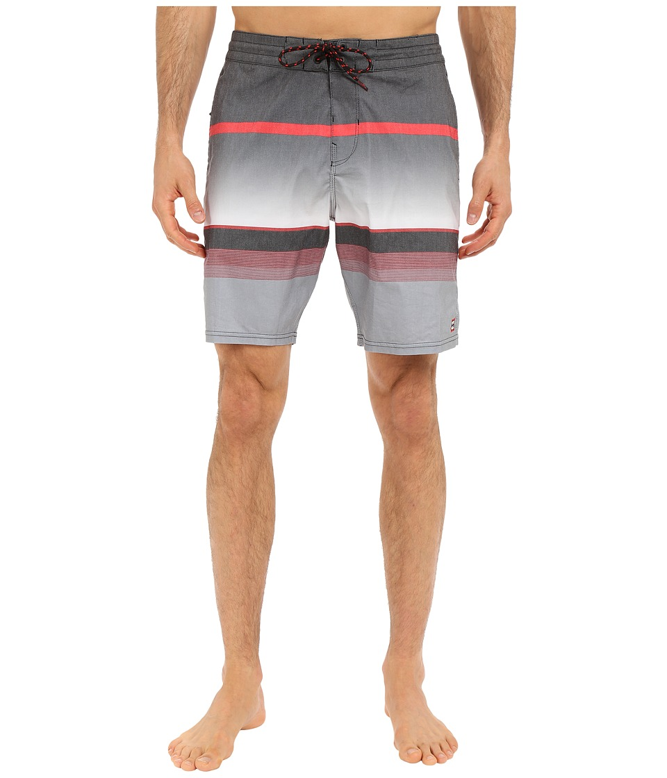 Billabong Spinner Lo Tides 19 Boardshorts (Black) Men