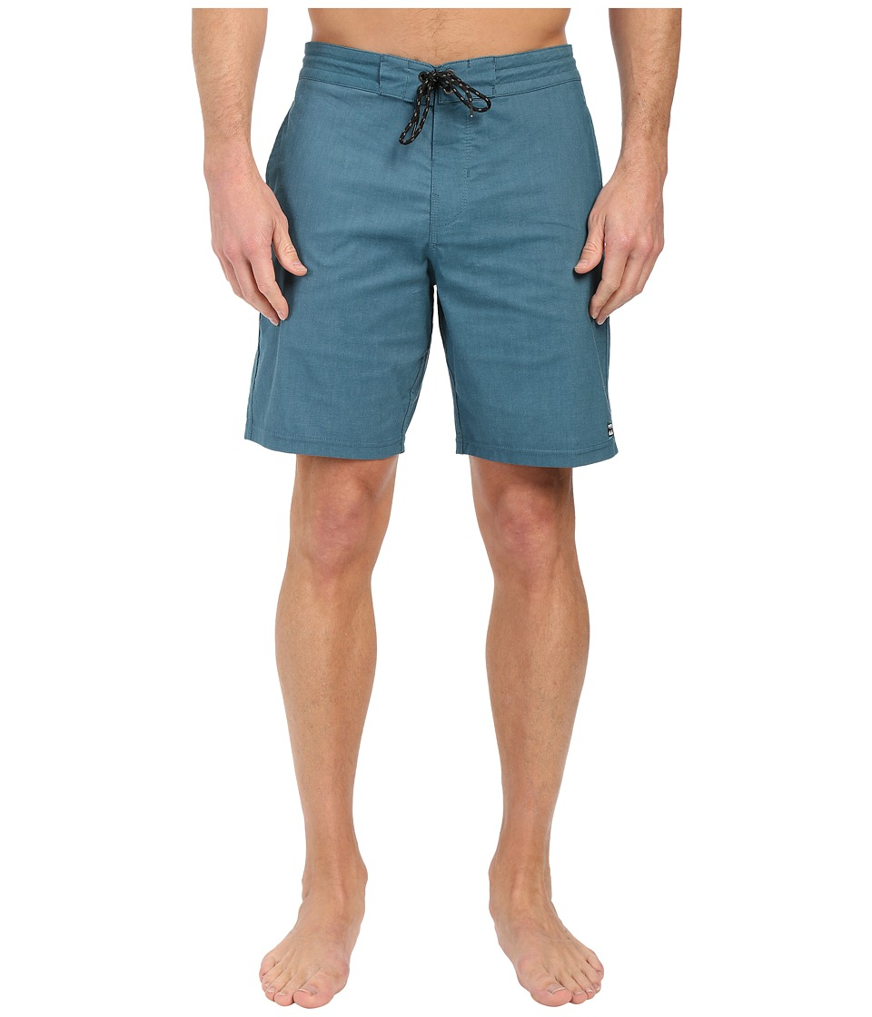 Billabong - All Day Lo Tides 19 Boardshorts (Hydro) Men's Swimwear