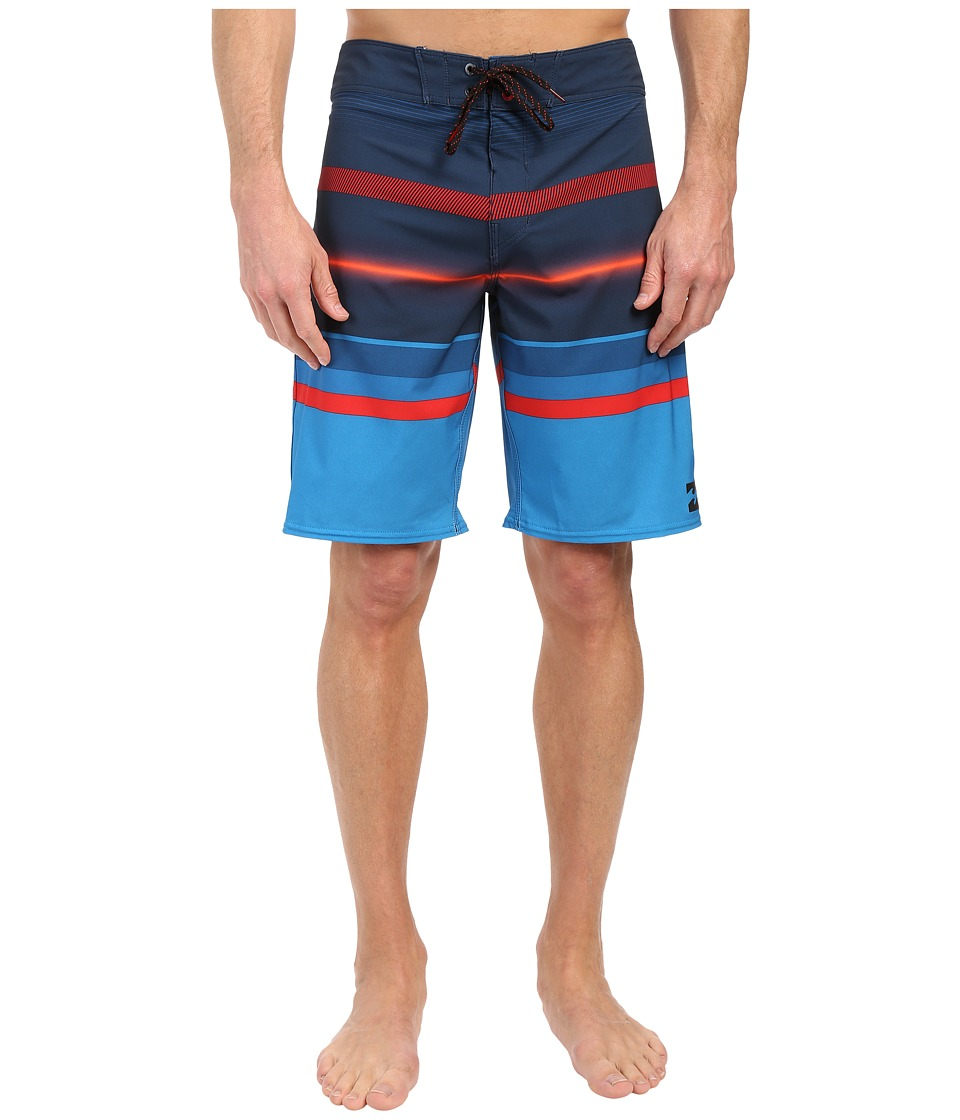 Billabong - Spinner X 20 Boardshorts (Indigo) Men's Swimwear