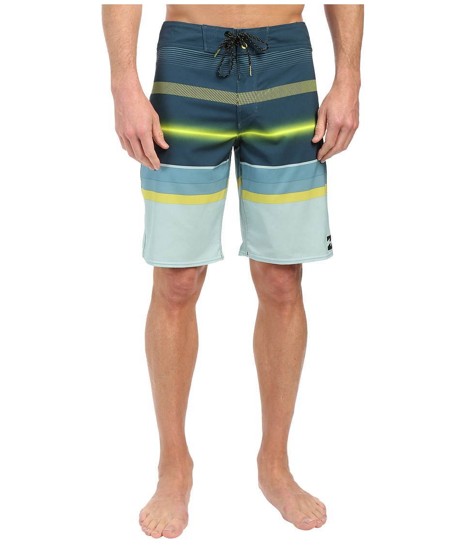 Billabong - Spinner X 20 Boardshorts (Olive) Men's Swimwear