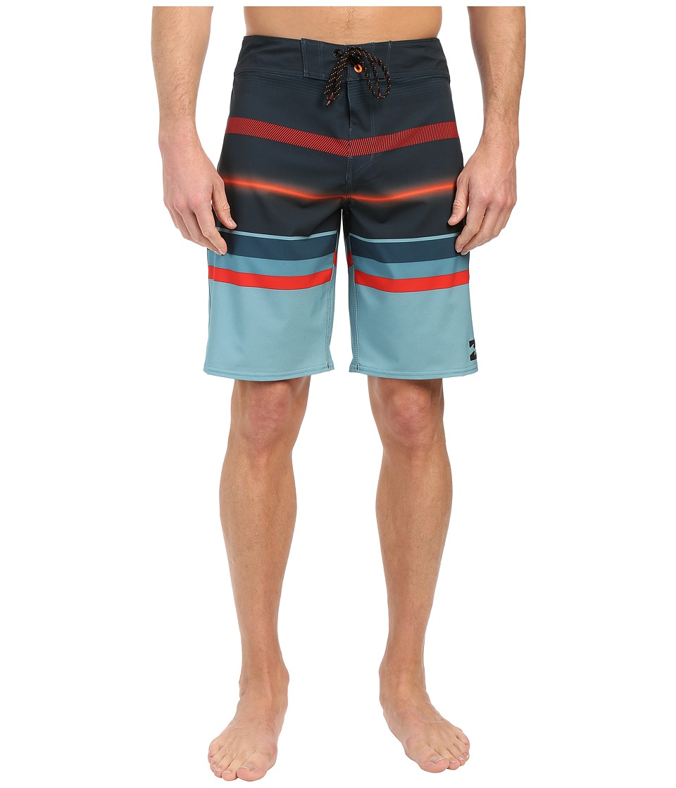Billabong - Spinner X 20 Boardshorts (Overcast) Men's Swimwear