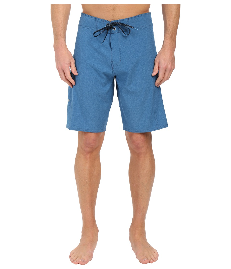 Billabong - All Day X Heather 20 Boardshorts (Indigo) Men's Swimwear