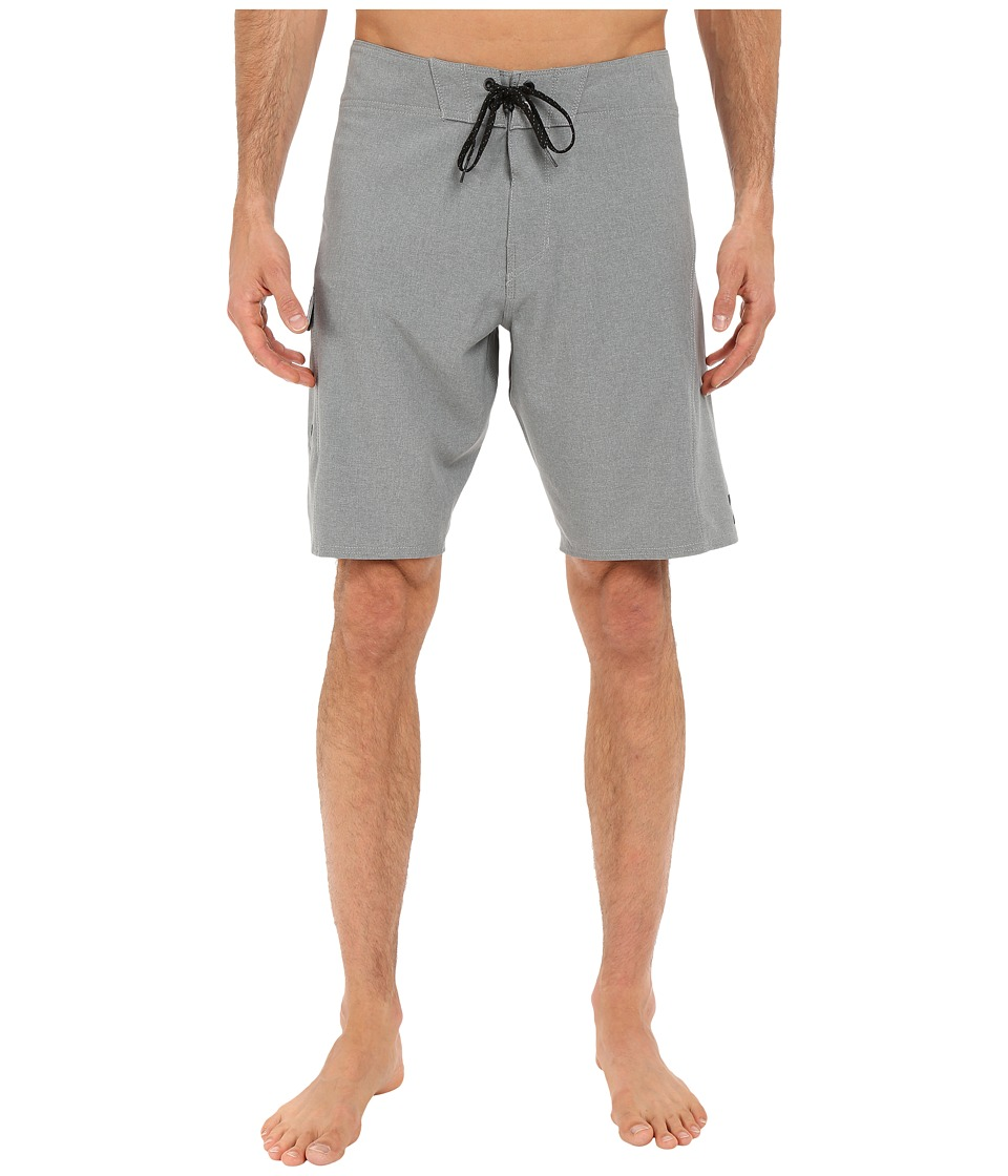 Billabong - All Day X Heather 20 Boardshorts (Grey) Men's Swimwear