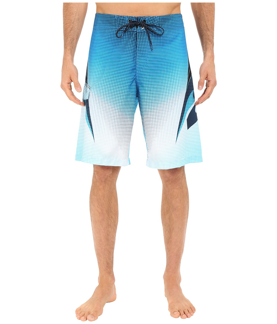 Billabong - Fluid 22 Boardshorts (Blue) Men's Swimwear