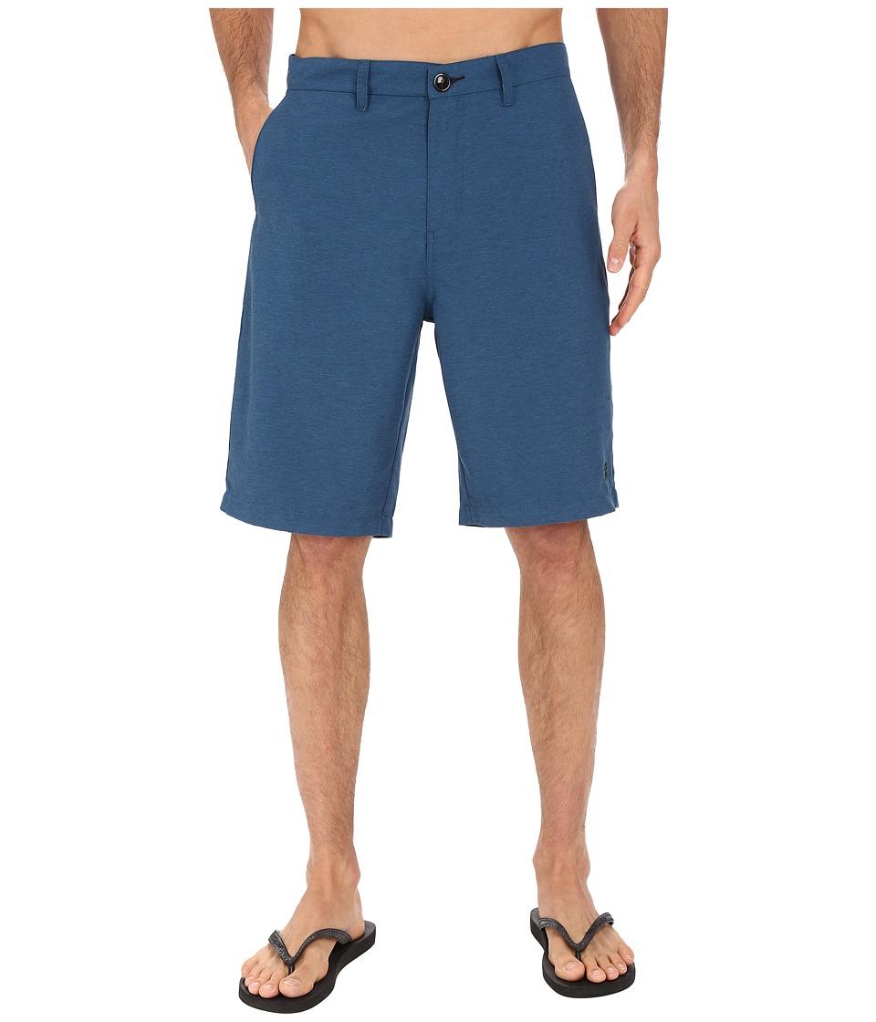 Billabong - Carter Heather Submersible Shorts (Marine Heather) Men's Shorts