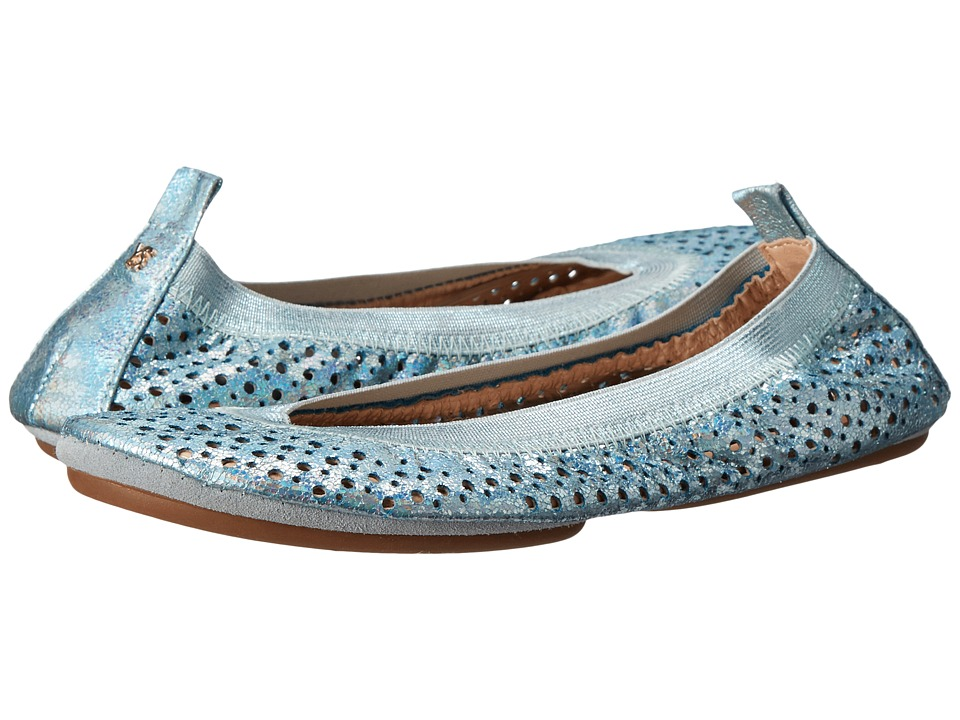 Yosi Samra - Samara (Alaskan Blue) Women's Flat Shoes