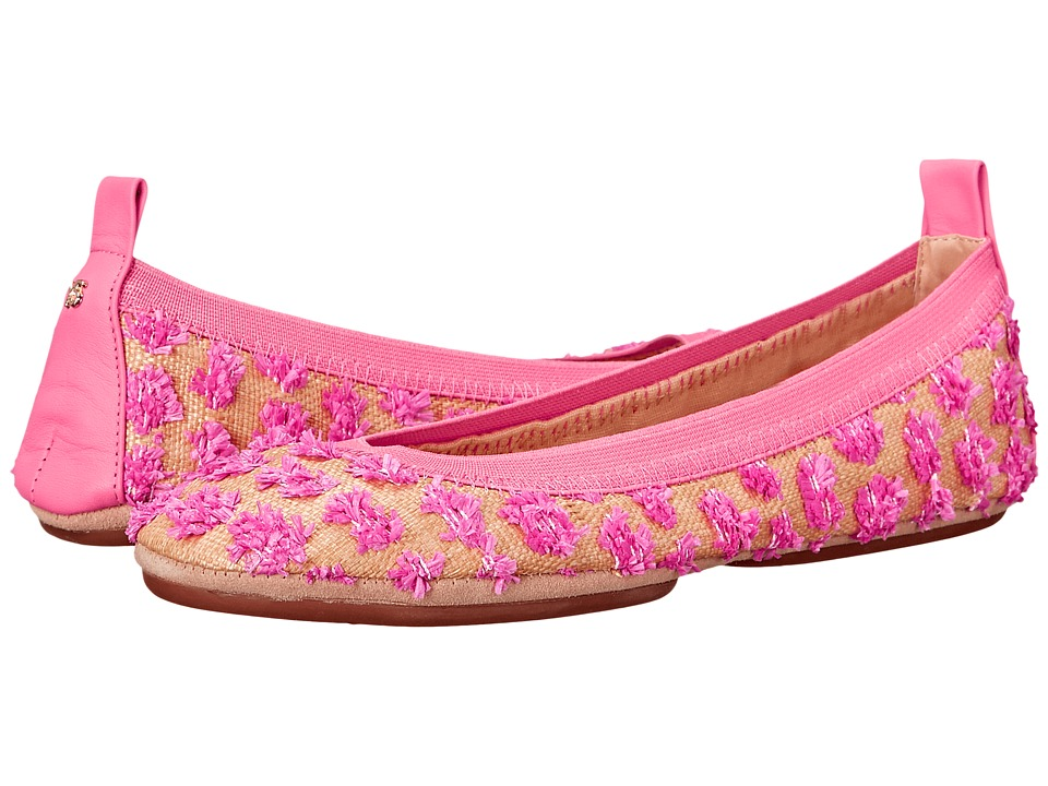 Yosi Samra - Samara (Pink Lemonade) Women's Flat Shoes