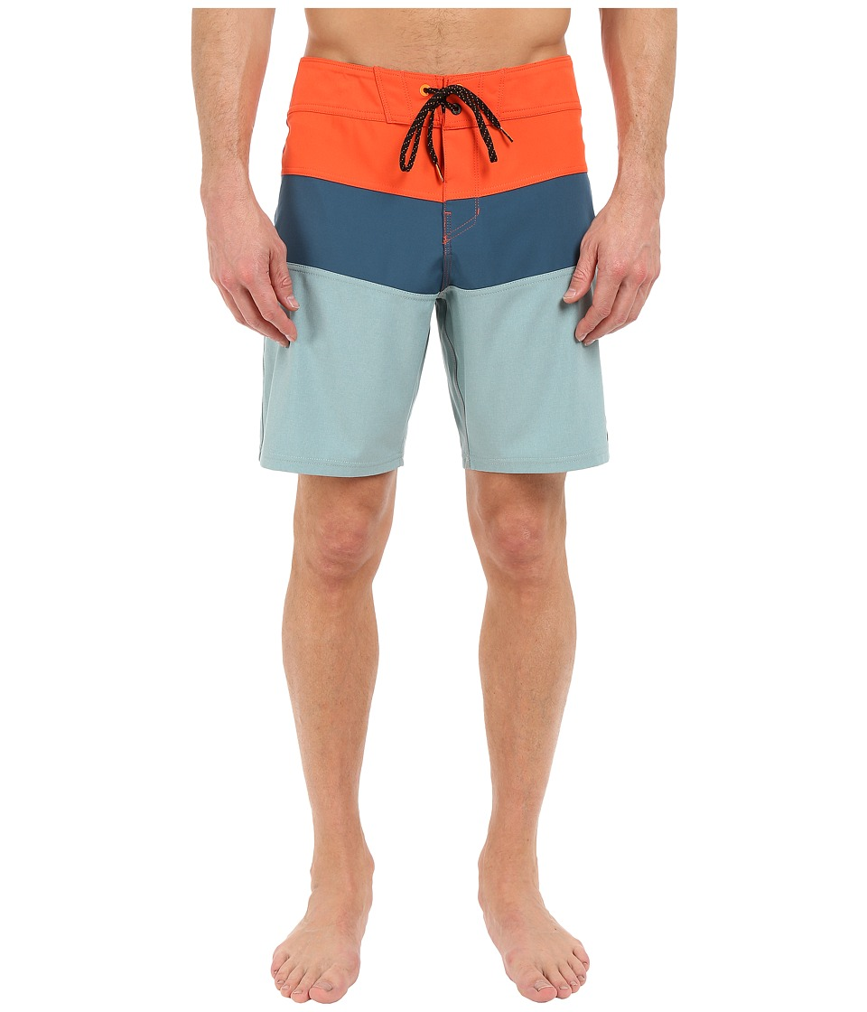 Billabong - Tribong X 19 Boardshorts (Haze) Men's Swimwear