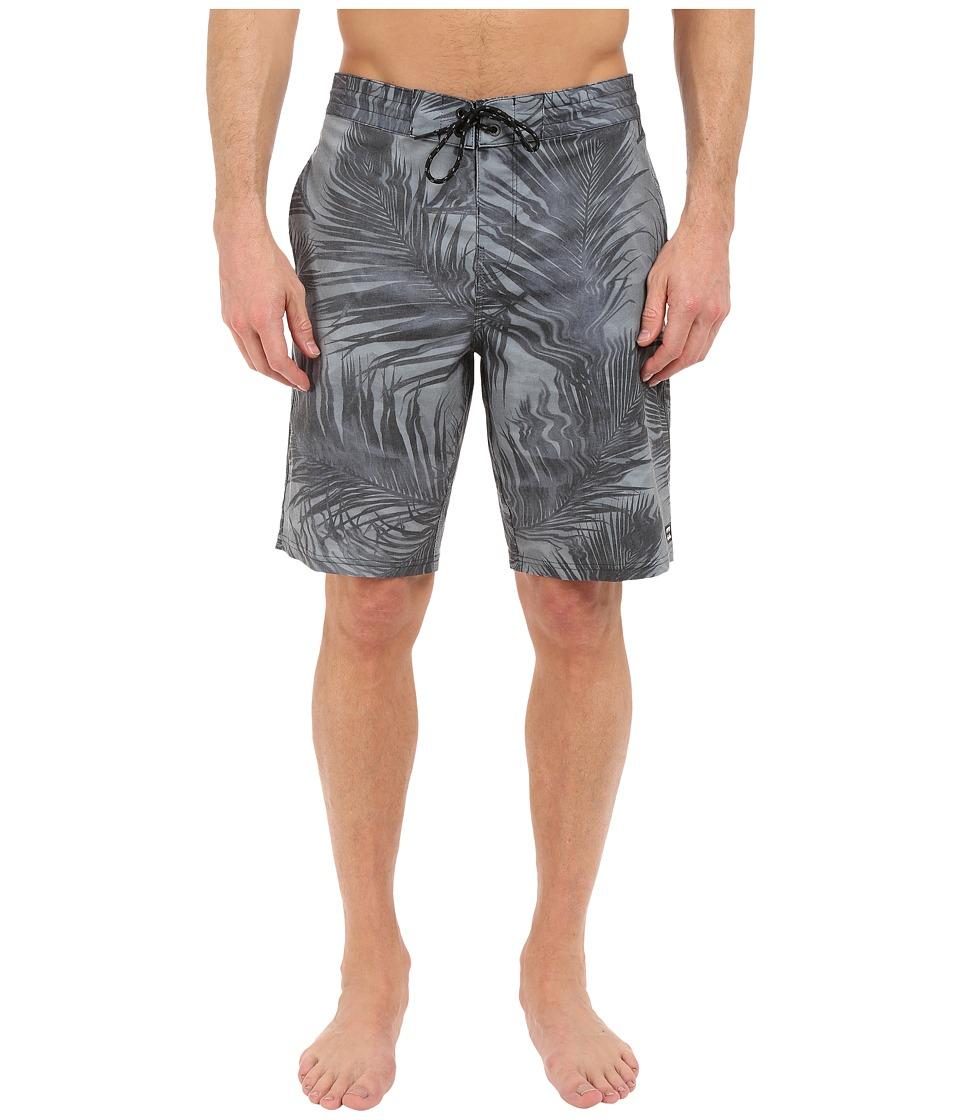 Billabong - All Day Poolside Lo Tides 19 Boardshorts (Stealth) Men's Swimwear