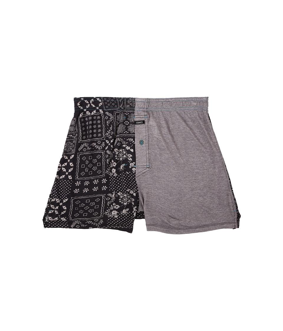 Stance - Scope (Black) Men's Underwear