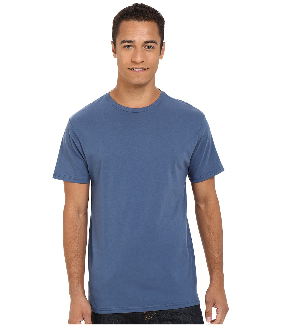 Billabong - Essential Tailored Tee (Dark Royal) Men's Short Sleeve Pullover