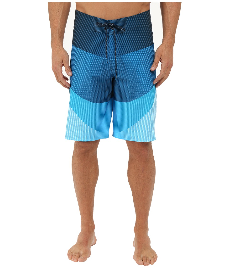 Billabong - Fluid X 21 Boardshorts (Blue) Men's Swimwear