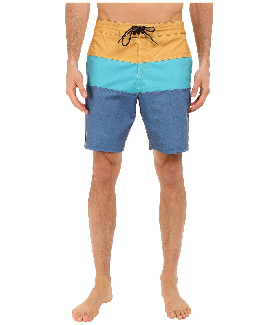 Billabong - Tribong Lo Tides 19 Boardshorts (Indigo) Men's Swimwear