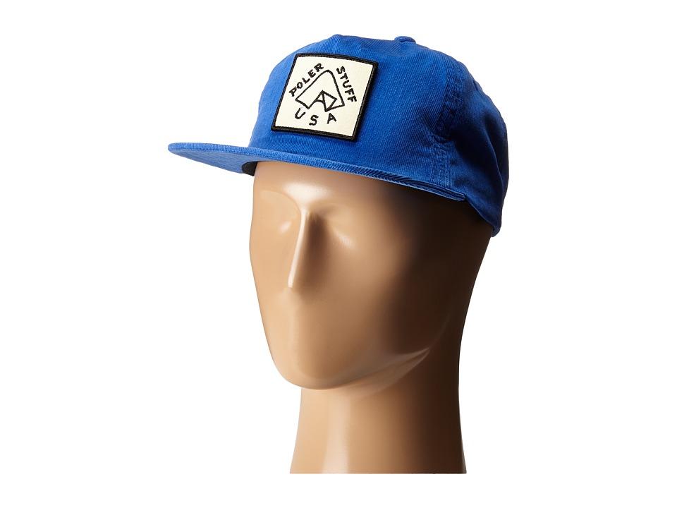 Poler - Grampa Cordy Snapback (Daphne) Baseball Caps