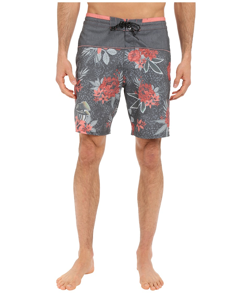Billabong - Pivot Lo Tides 19 Boardshorts (Stealth) Men's Swimwear
