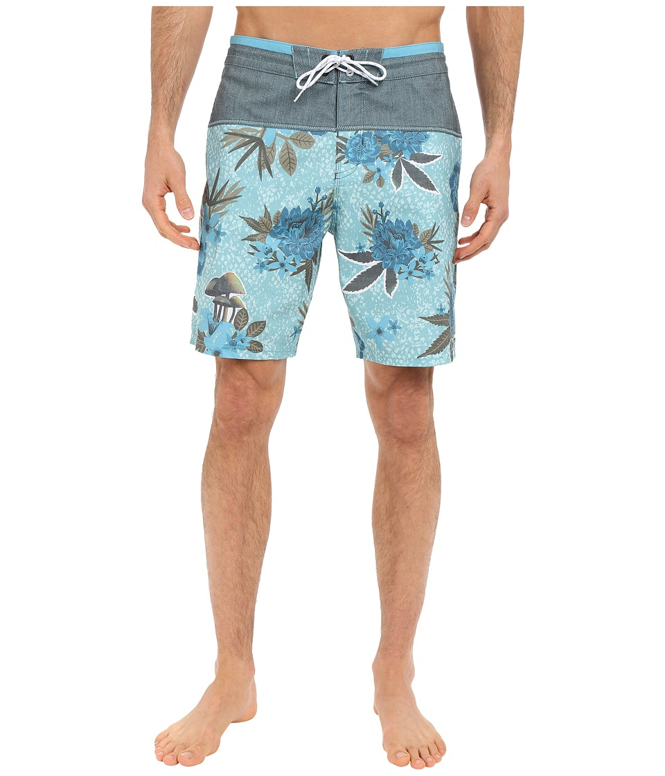 Billabong Pivot Lo Tides 19 Boardshorts (Overcast) Men