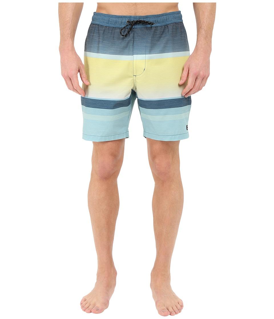Billabong Spinner Lay Back Elastic 19 Boardshorts (Haze) Men