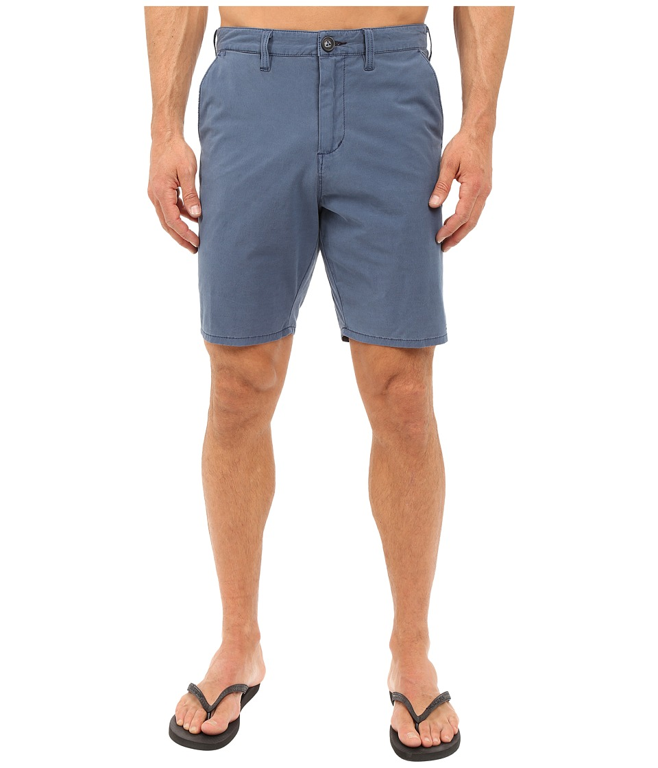 Billabong - New Order X 19 Hybrid Shorts (Indigo) Men's Shorts