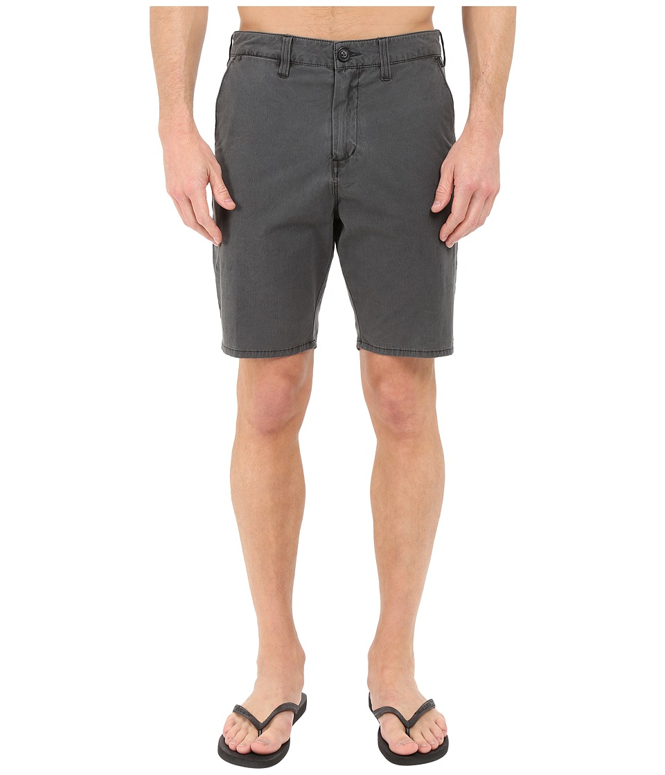 Billabong - New Order X 19 Hybrid Shorts (Stealth) Men's Shorts