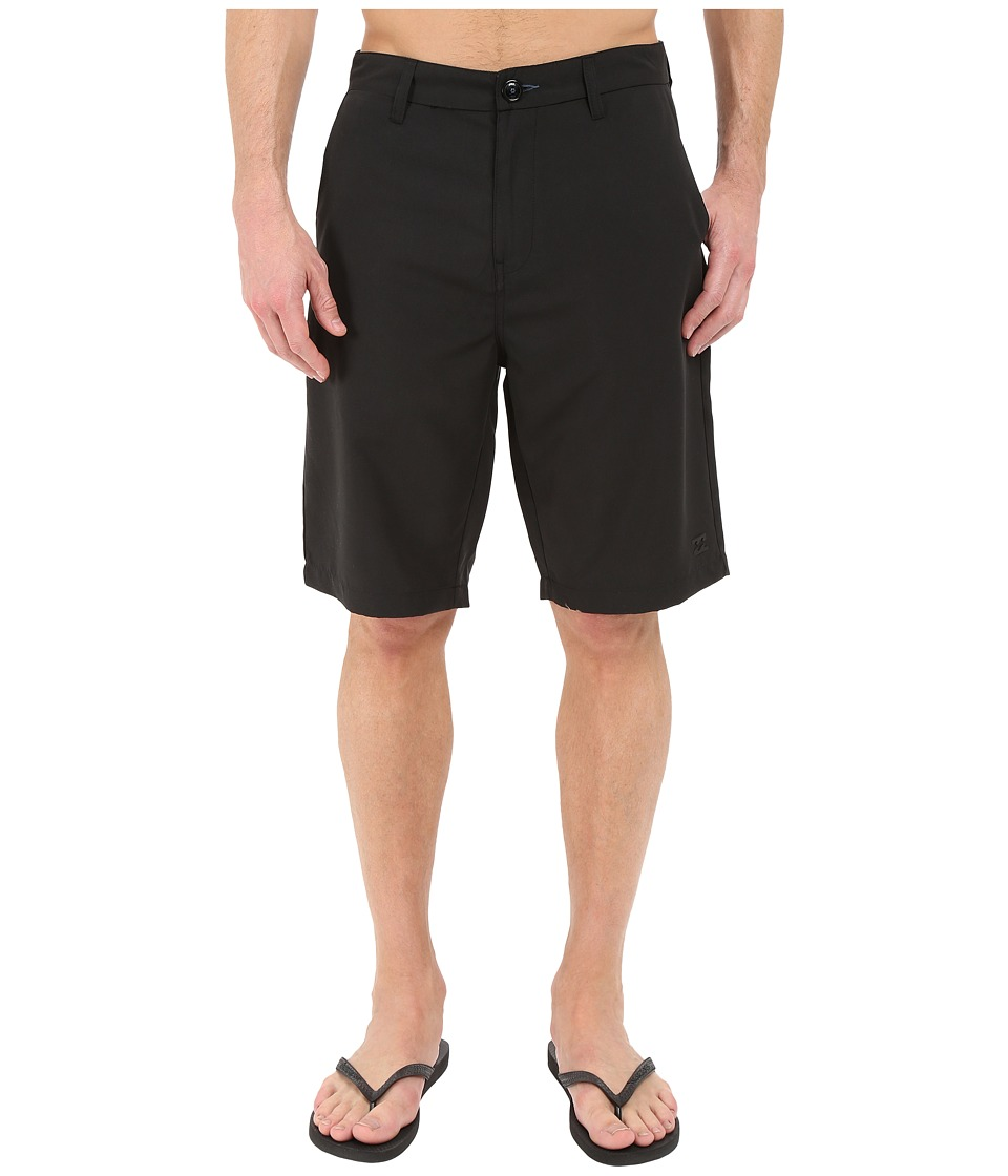 Billabong - Carter Hybrid Shorts (Black) Men's Shorts