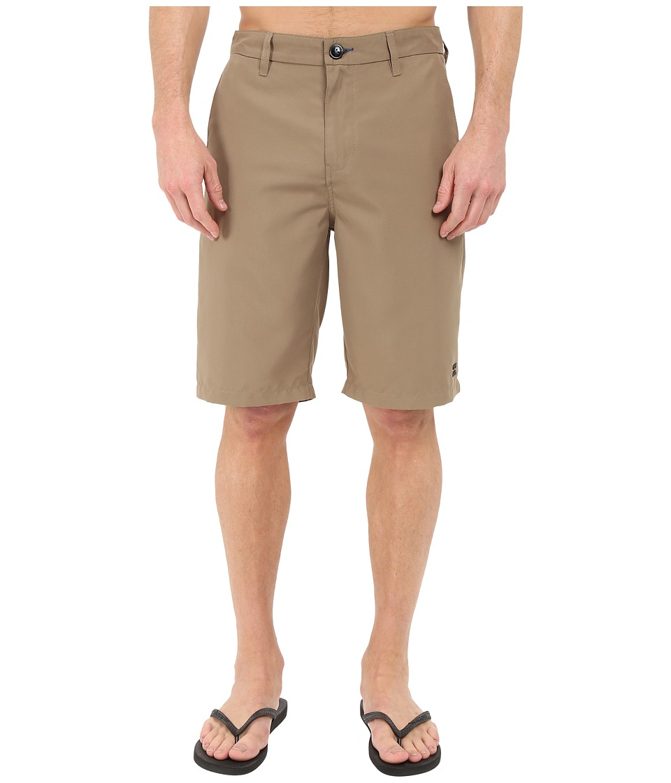 Billabong - Carter Hybrid Shorts (Khaki) Men's Shorts