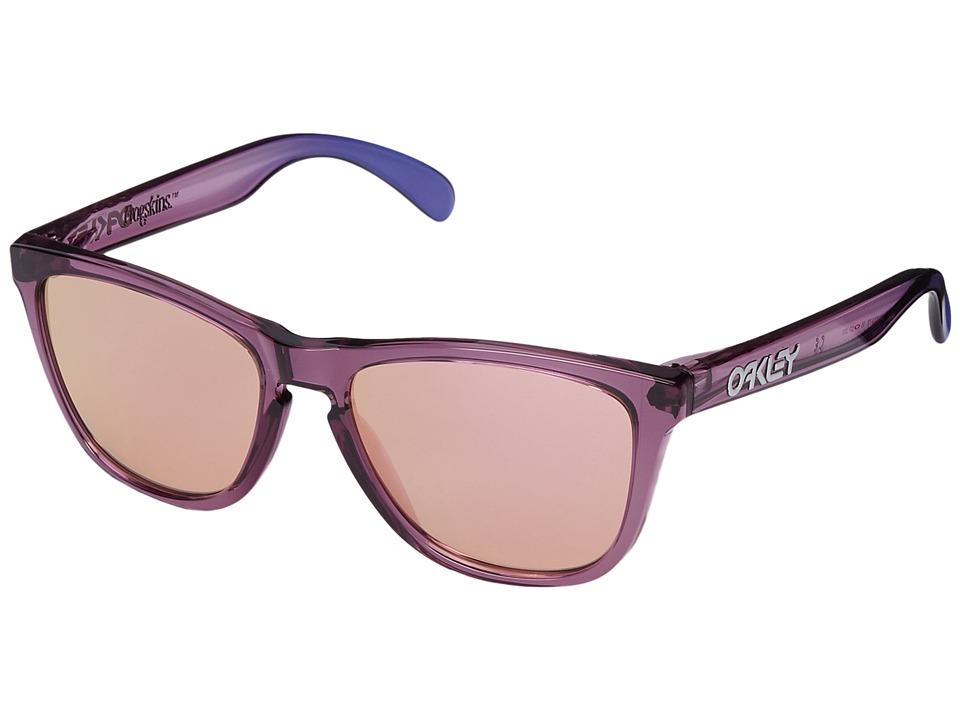 Oakley - Frogskins (Pink/Pink) Sport Sunglasses