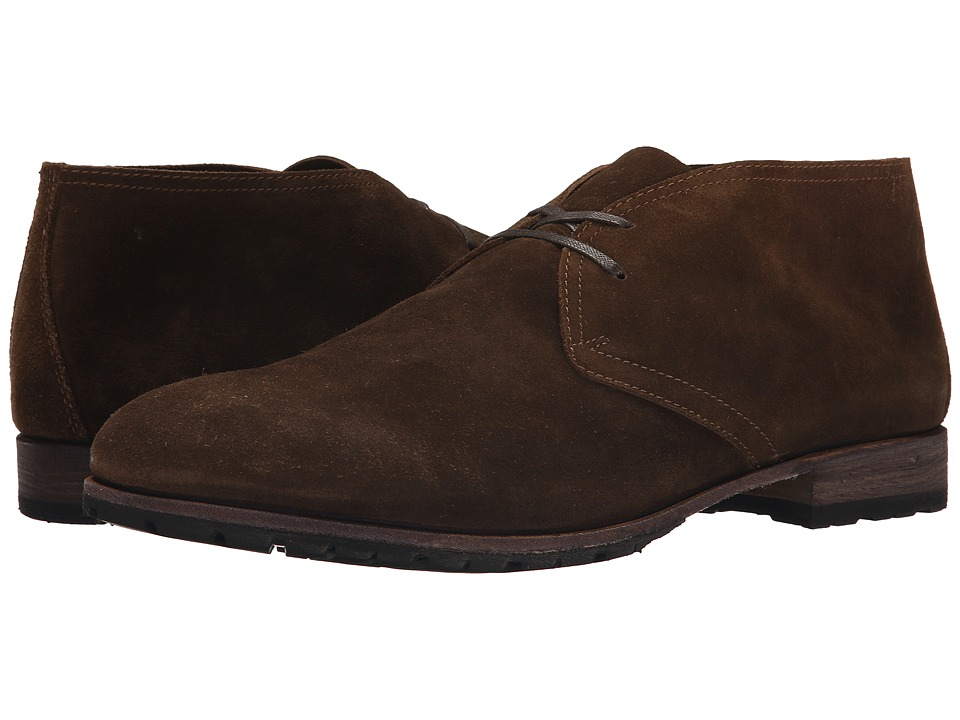 Billy Reid - Indianola (Brown) Men's Lace-up Boots