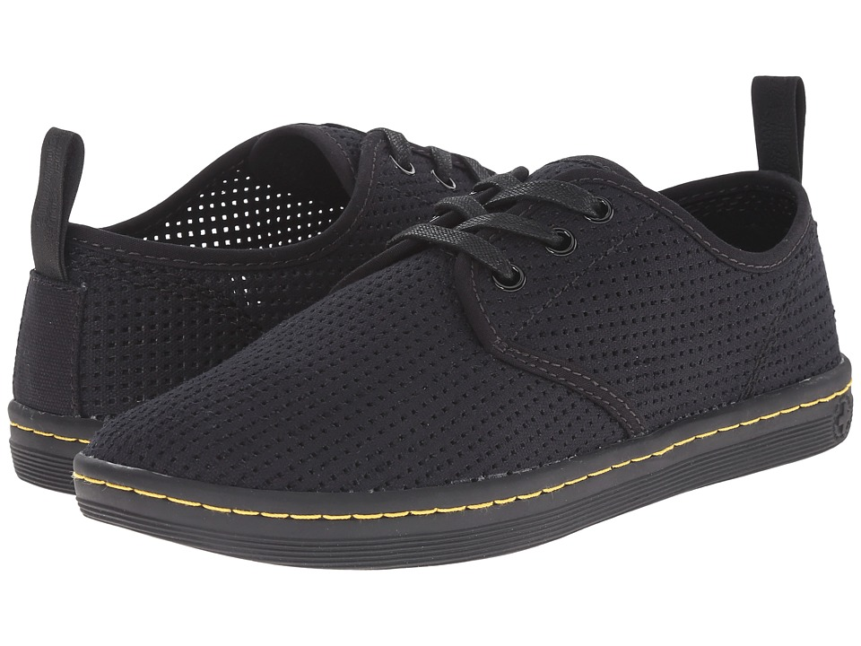 Dr. Martens - Soho (Black) Women's Lace up casual Shoes