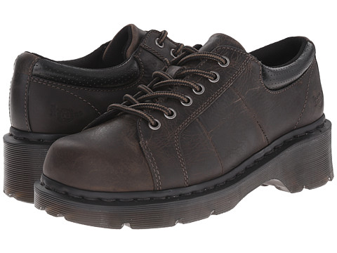 Dr. Martens - Melissa (Black) Women's Lace up casual Shoes