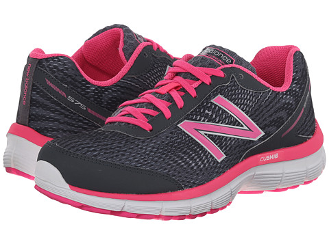 New Balance - Speed SMU (Lead/Pink) Women's Shoes